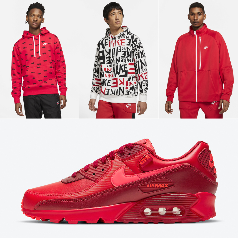 nike-air-max-90-chicago-city-red-hoodie-jacket-outfits