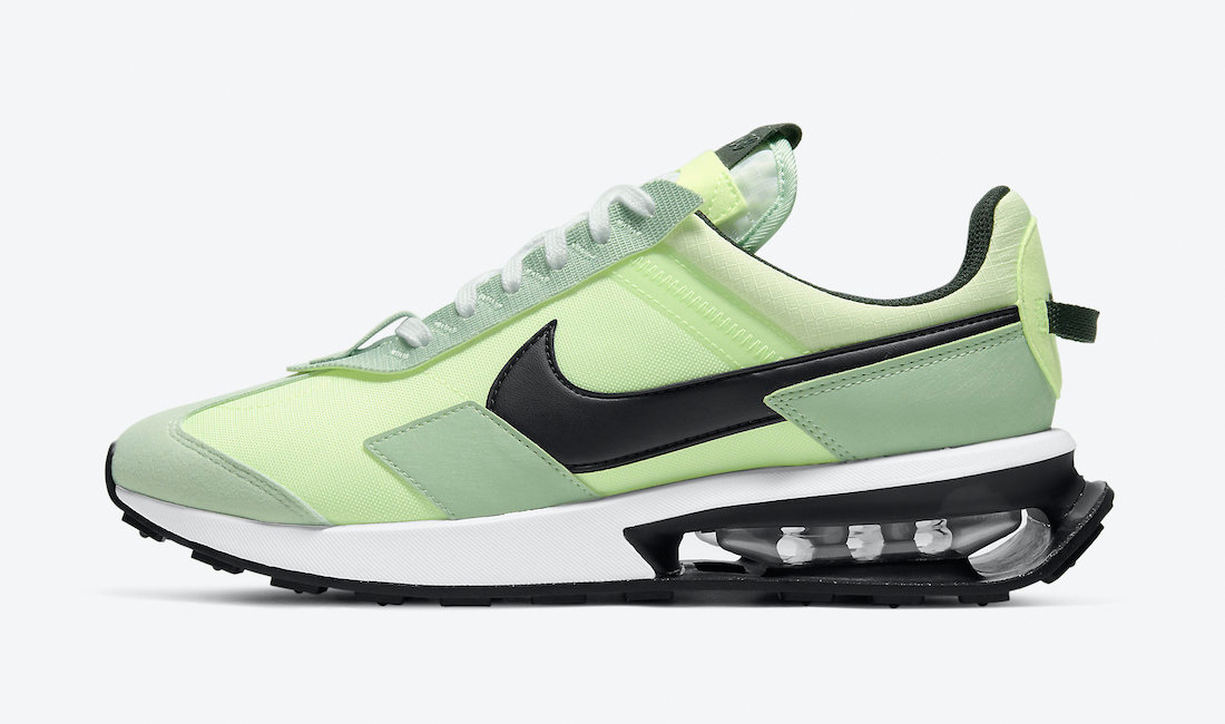 nike air max day pre day liquid lime sneaker clothing match
