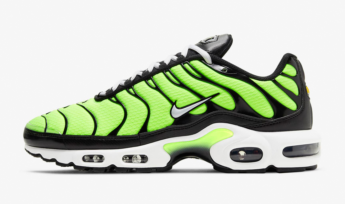 nike-air-max-plus-hot-lime-sneaker-clothing-match