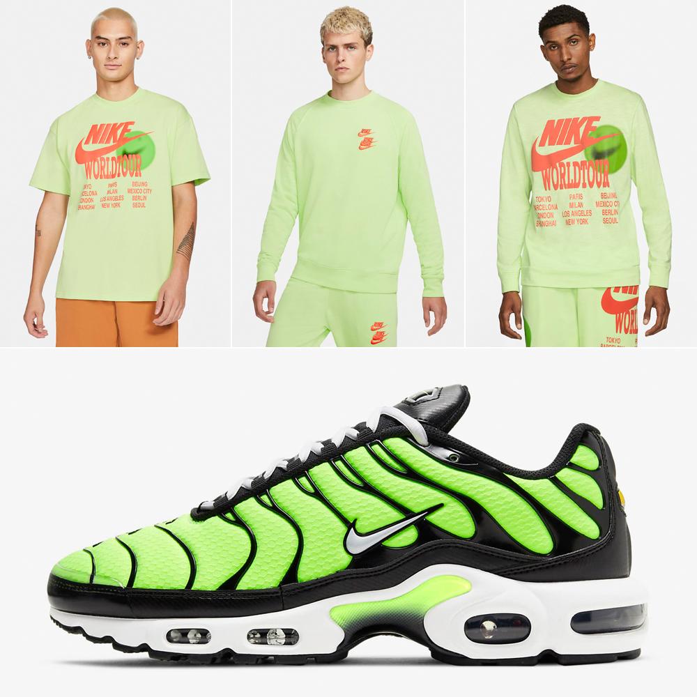 nike-air-max-plus-lime-world-tour-shirts-clothing