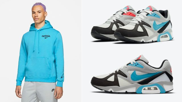 nike-air-structure-triax-og-neon-teal-hoodie-match