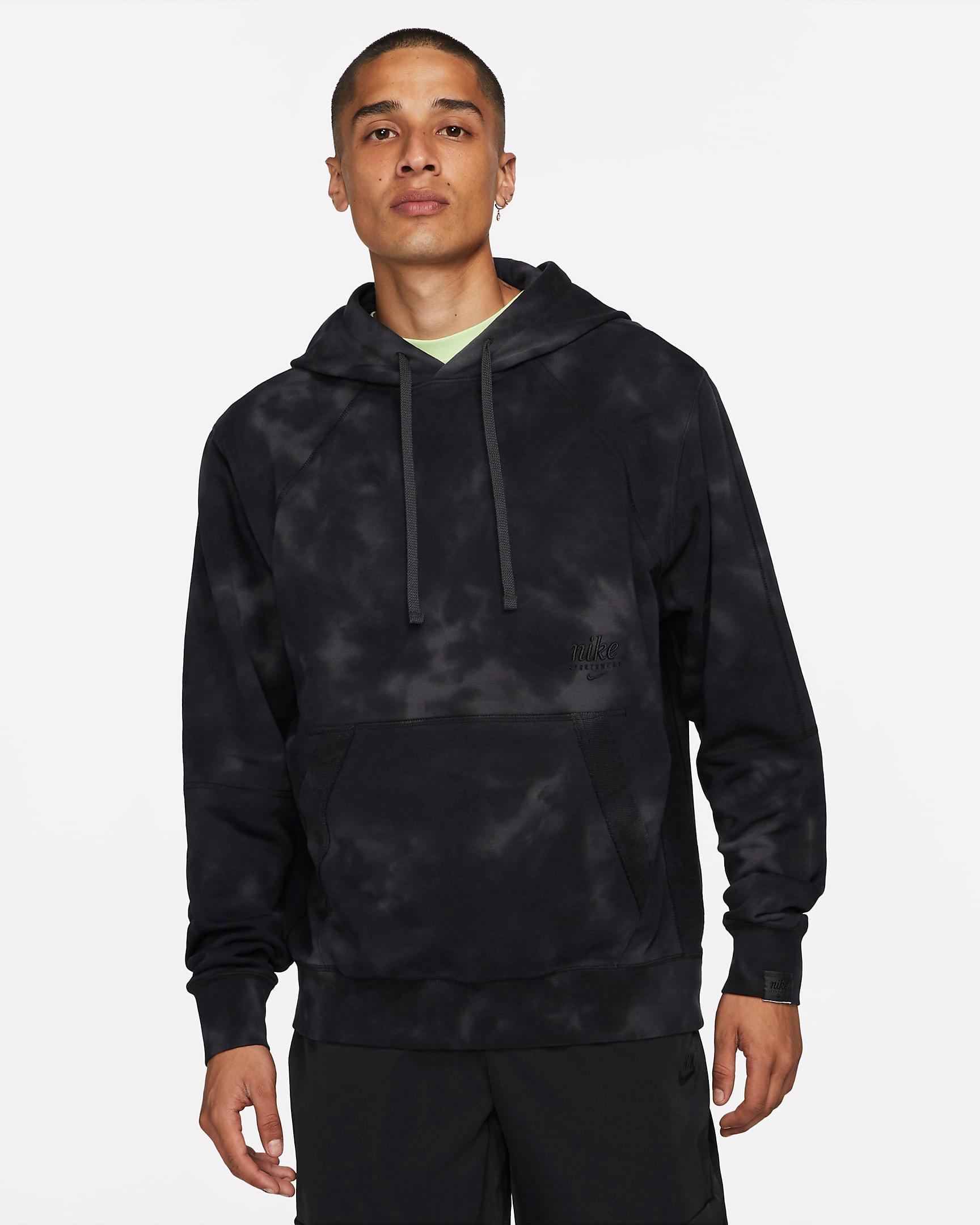 nike-club-fleece-black-tie-dye-hoodie