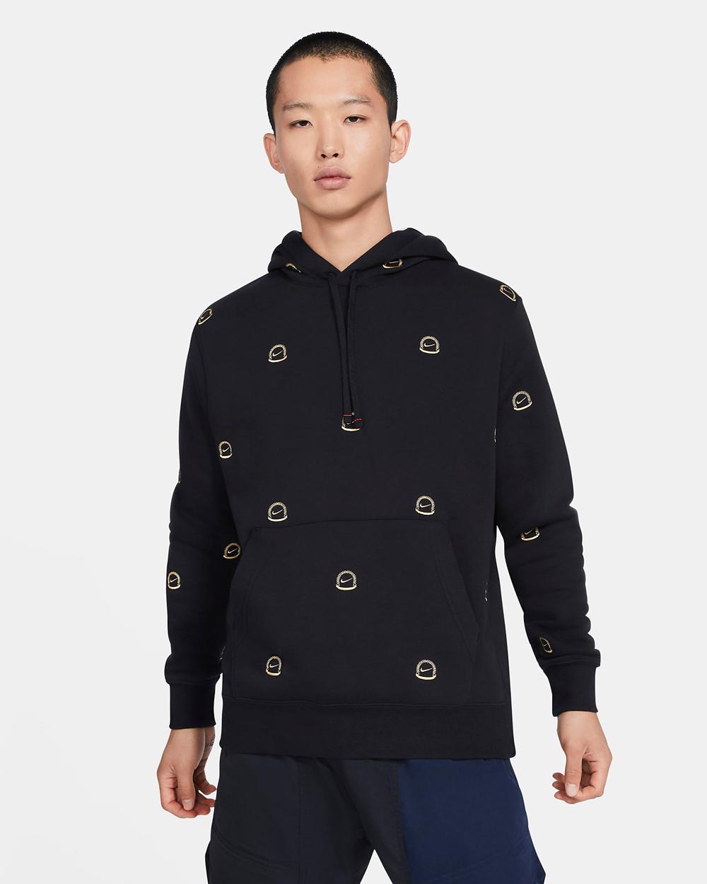 nike-club-fleece-hoodie-black-gold-1