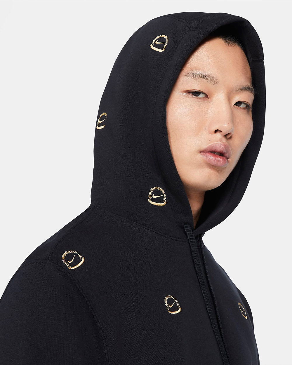 nike-club-fleece-hoodie-black-gold-3