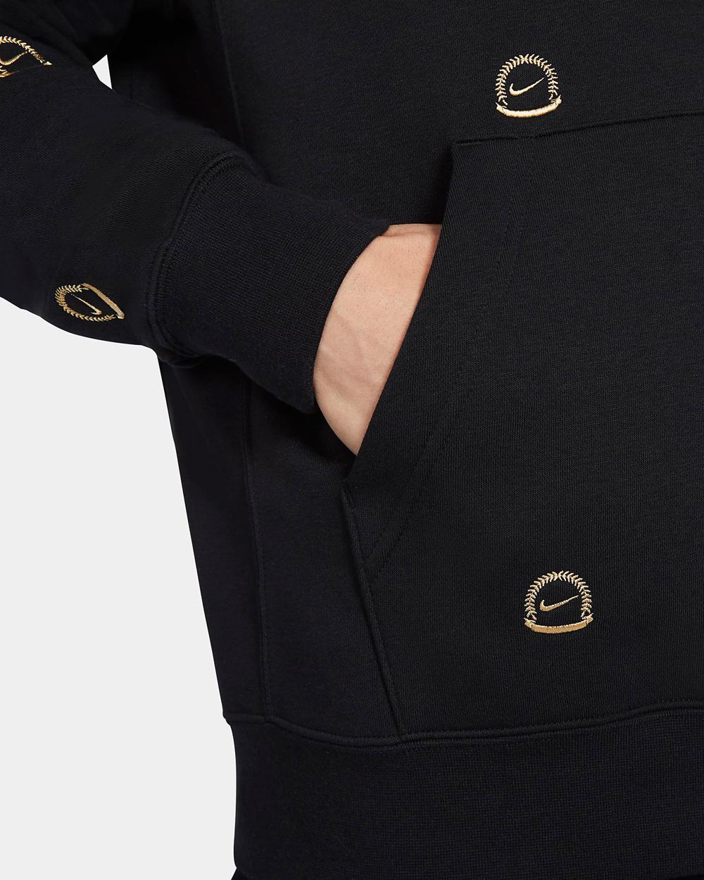 nike-club-fleece-hoodie-black-gold-4