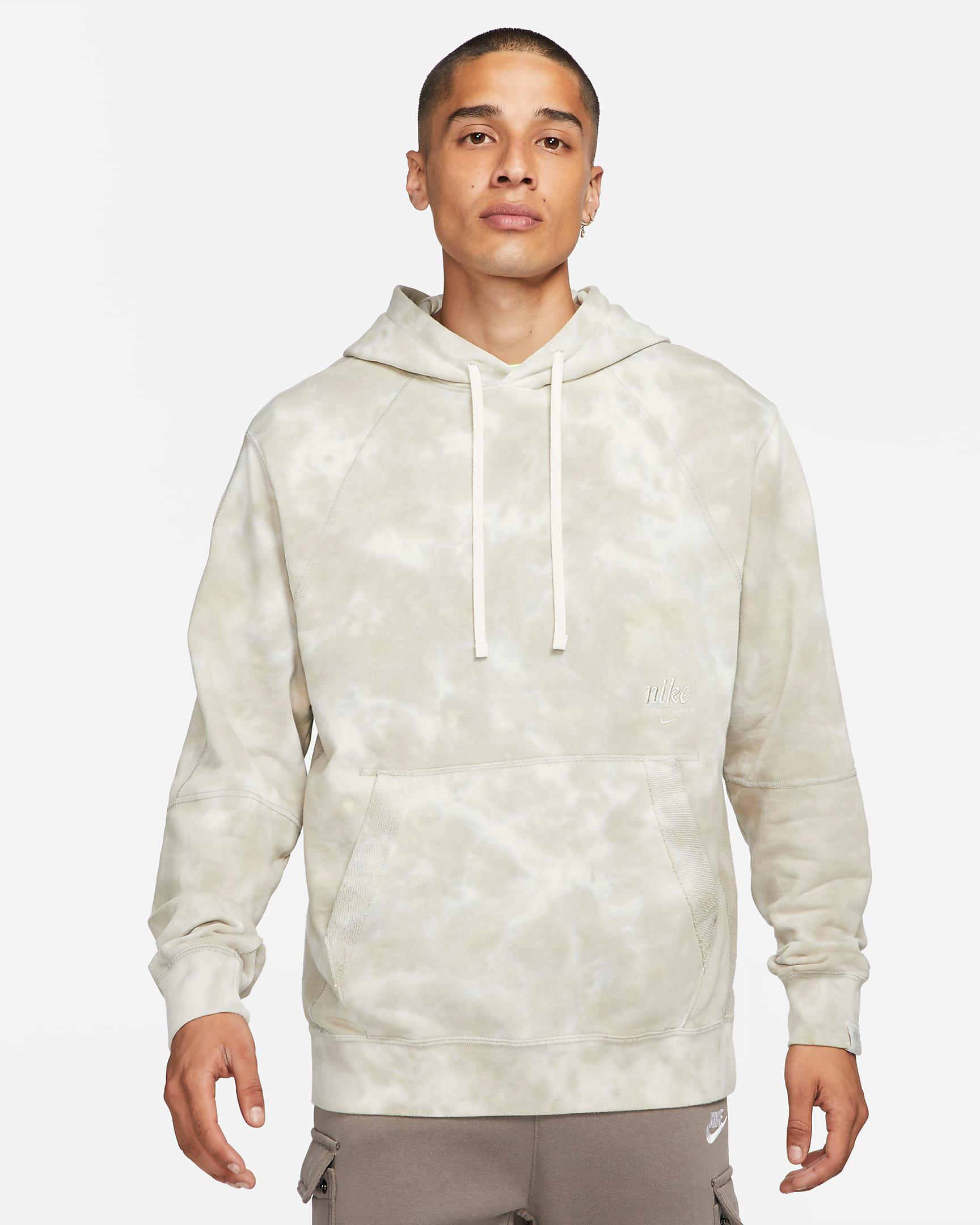 nike-club-fleece-tie-dye-hoodie-cream-beige-1
