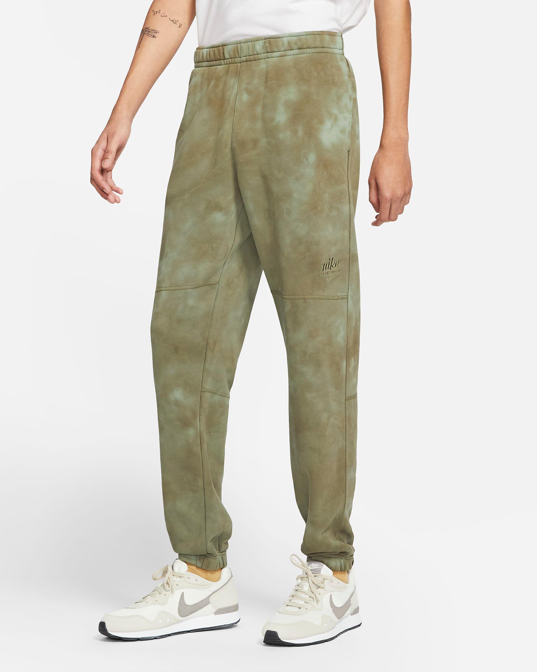 nike-club-fleece-tie-dye-jogger-pants-green-1