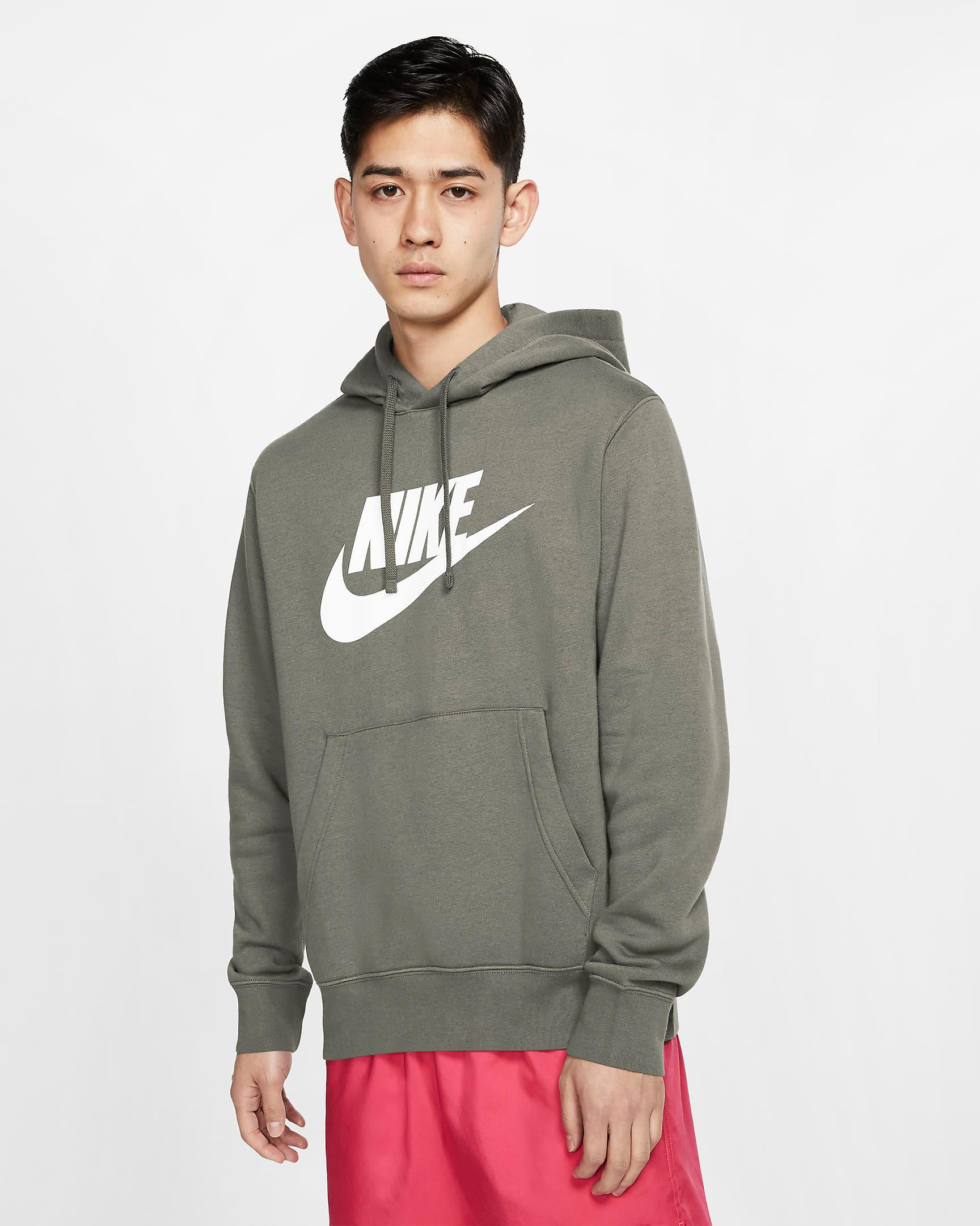 nike-club-light-army-hoodie