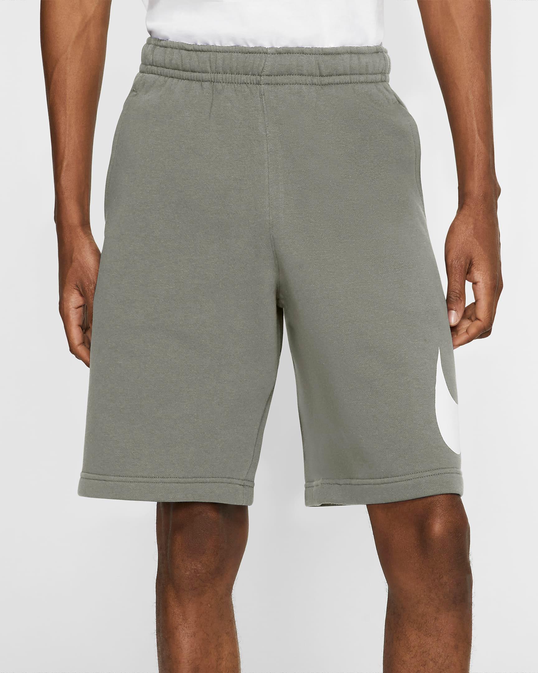 nike-club-light-army-shorts