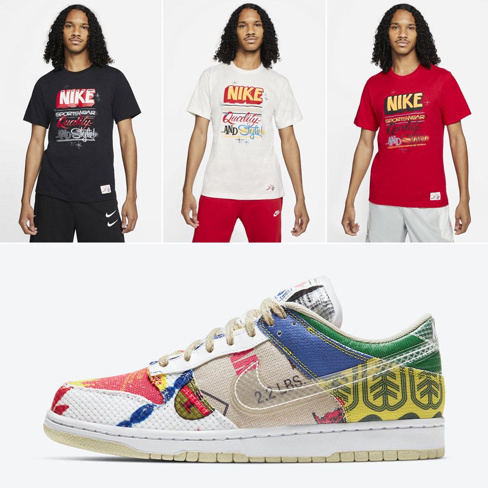 nike-dunk-low-city-market-shirts