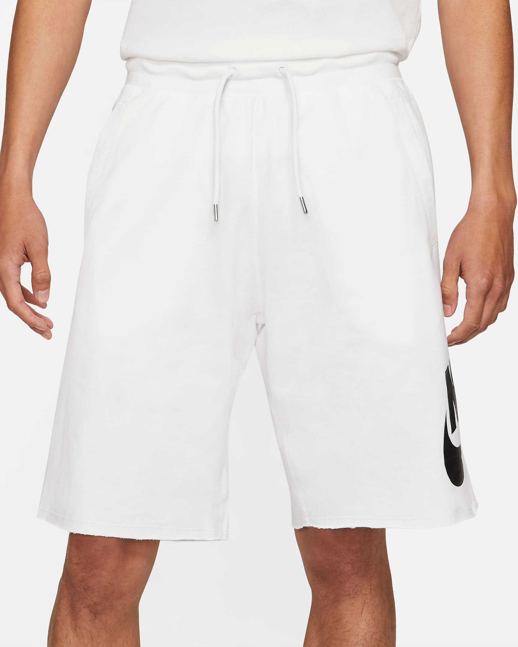 nike-dunk-low-white-black-shorts-1