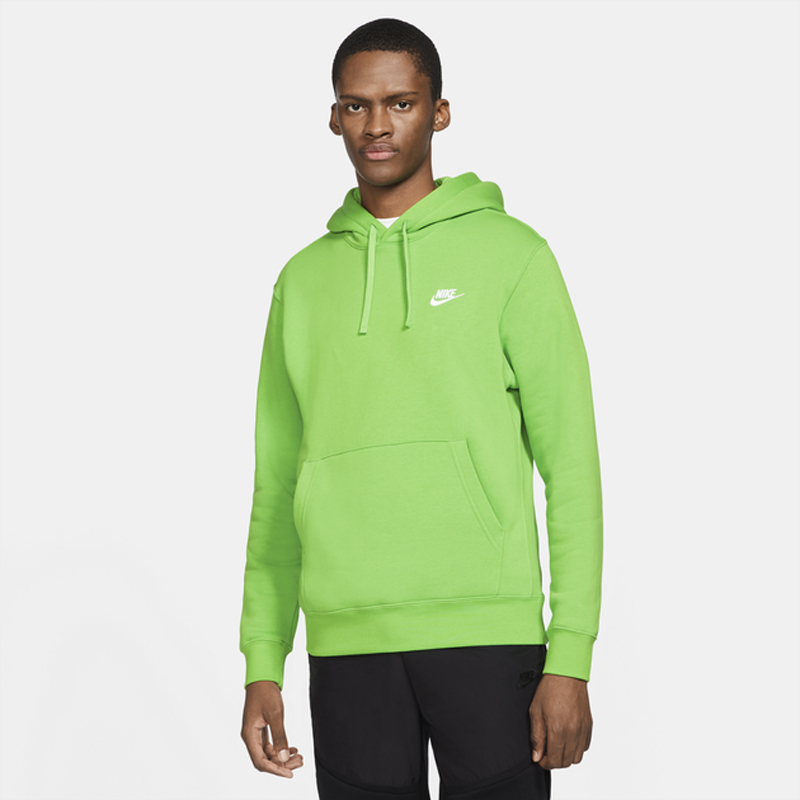 nike-mean-green-club-hoodie