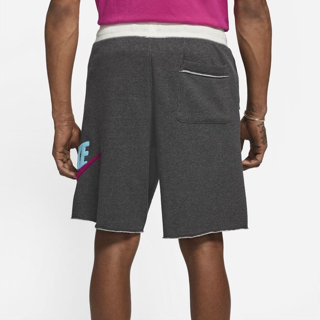 nike-sportswear-alumni-chenille-shorts-black-fireberry-blue-2