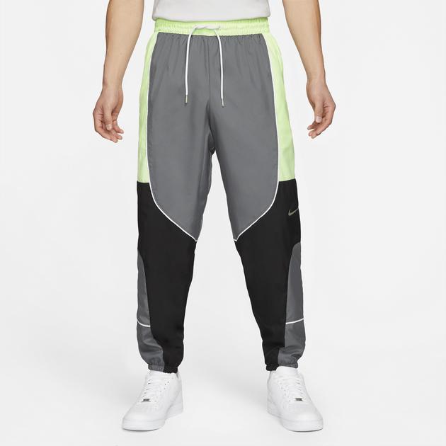 nike-throwback-basketball-pants-grey-black-volt-1