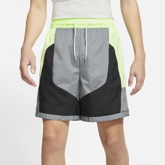 nike-throwback-basketball-shorts-grey-black-volt-1