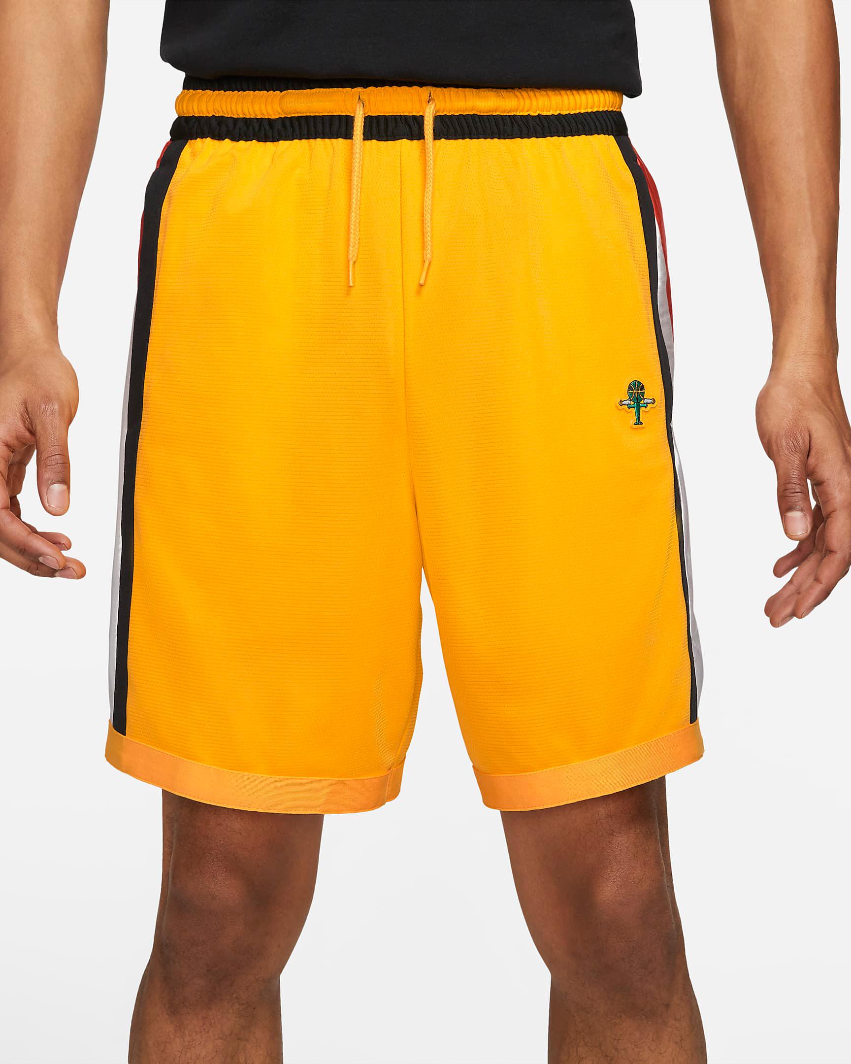 nike-uptempo-rayguns-shorts-gold-yellow-1