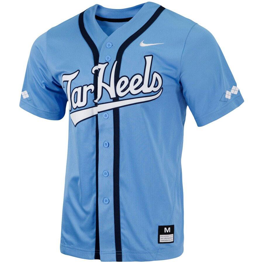 unc-tar-heels-nike-baseball-jersey-blue