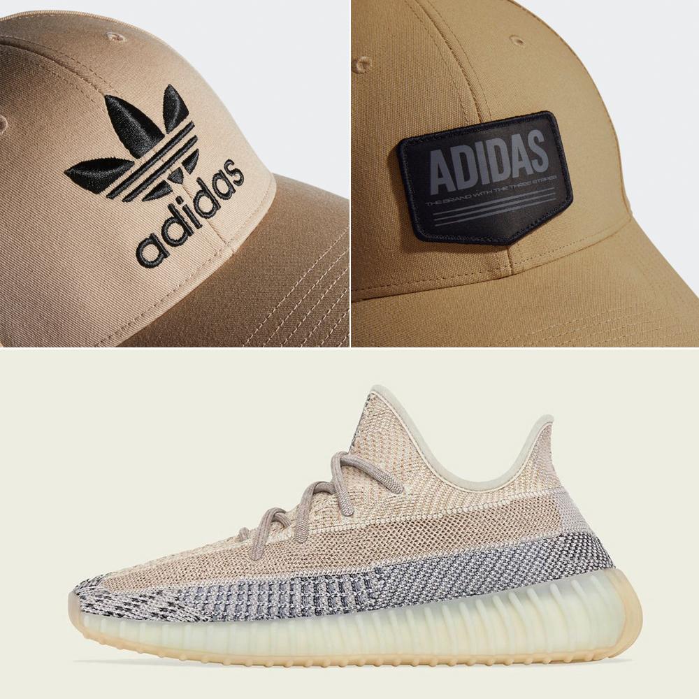 yeezy-350-ash-pearl-adidas-hats