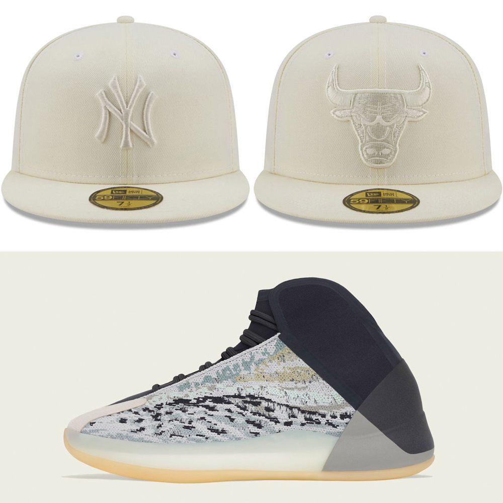 yeezy-qntm-sea-teal-fitted-hats