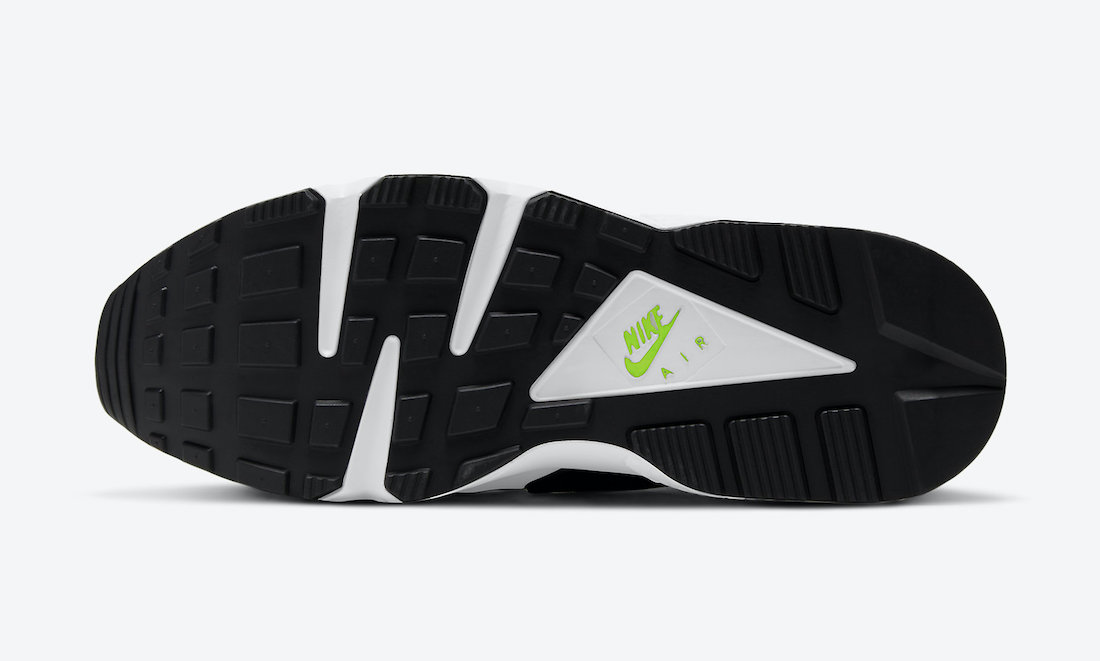 Nike-Air-Huarache-Scream-Green-DD1068-100-2021-Release-Date-1
