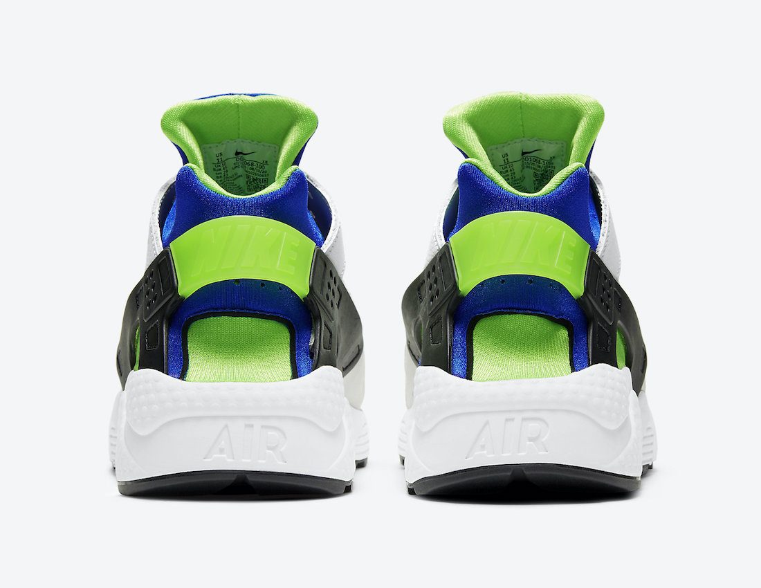 Nike-Air-Huarache-Scream-Green-DD1068-100-2021-Release-Date-5