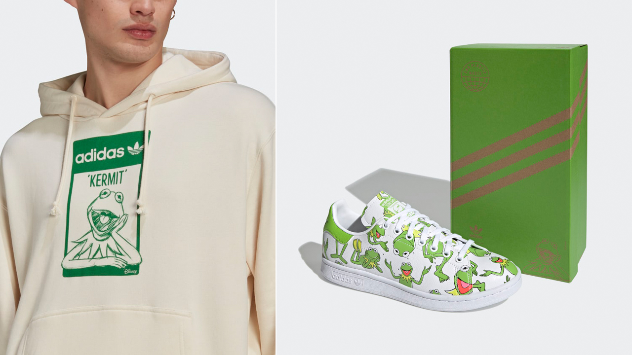 adidas-stan-smith-kermit-the-frog-clothing-match