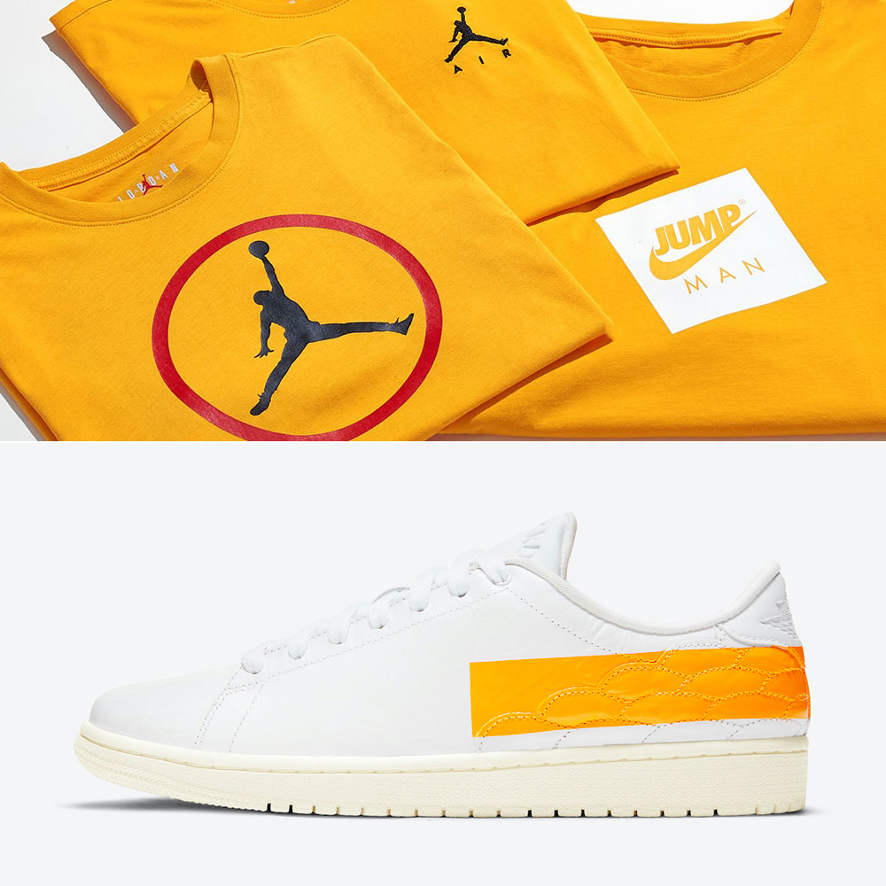 air-jordan-1-centre-court-university-gold-shirts