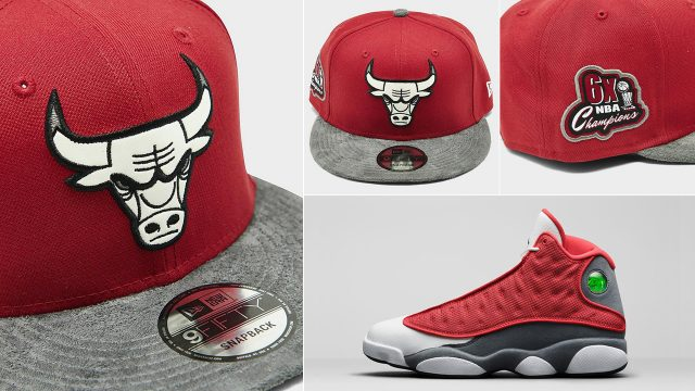 air-jordan-13-red-flint-hat
