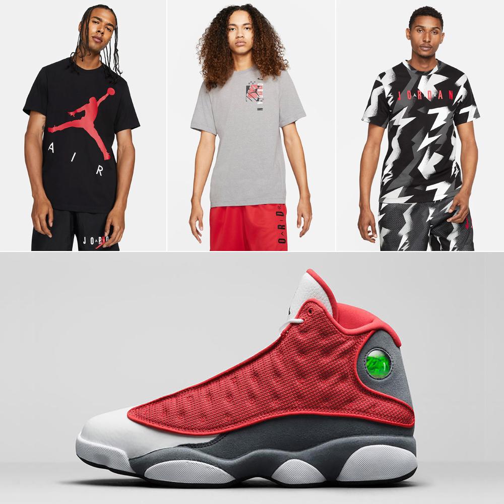 air-jordan-13-red-flint-shirts