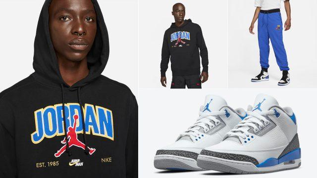 air-jordan-3-racer-hoodie-pants-outfit-match
