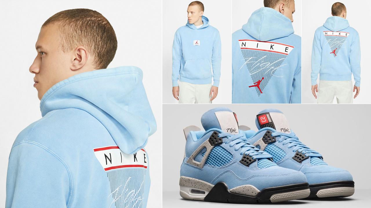air-jordan-4-university-blue-hoodie