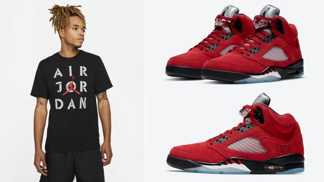 air-jordan-5-raging-bull-2021-shirt