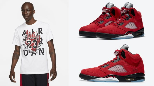 air-jordan-5-toro-bravo-raging-bull-2021-shirt