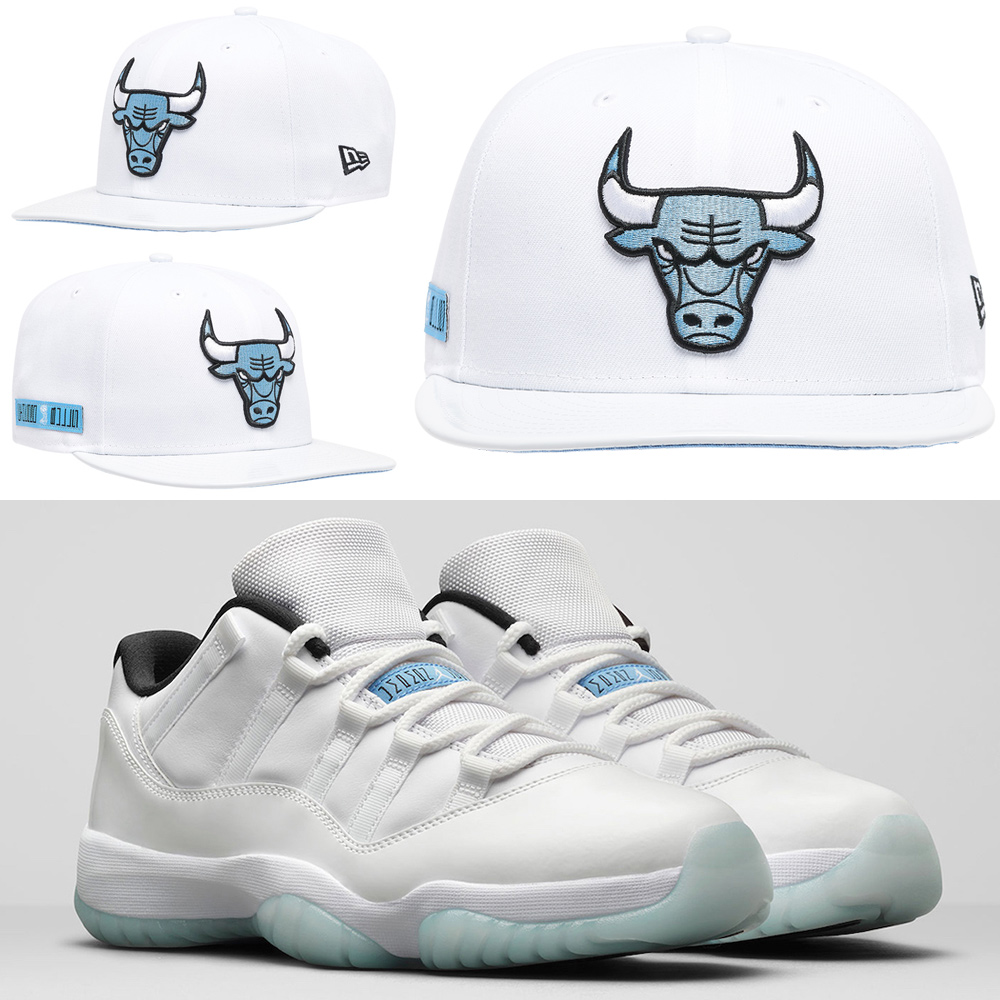 jordan-11-low-legend-blue-bulls-cap