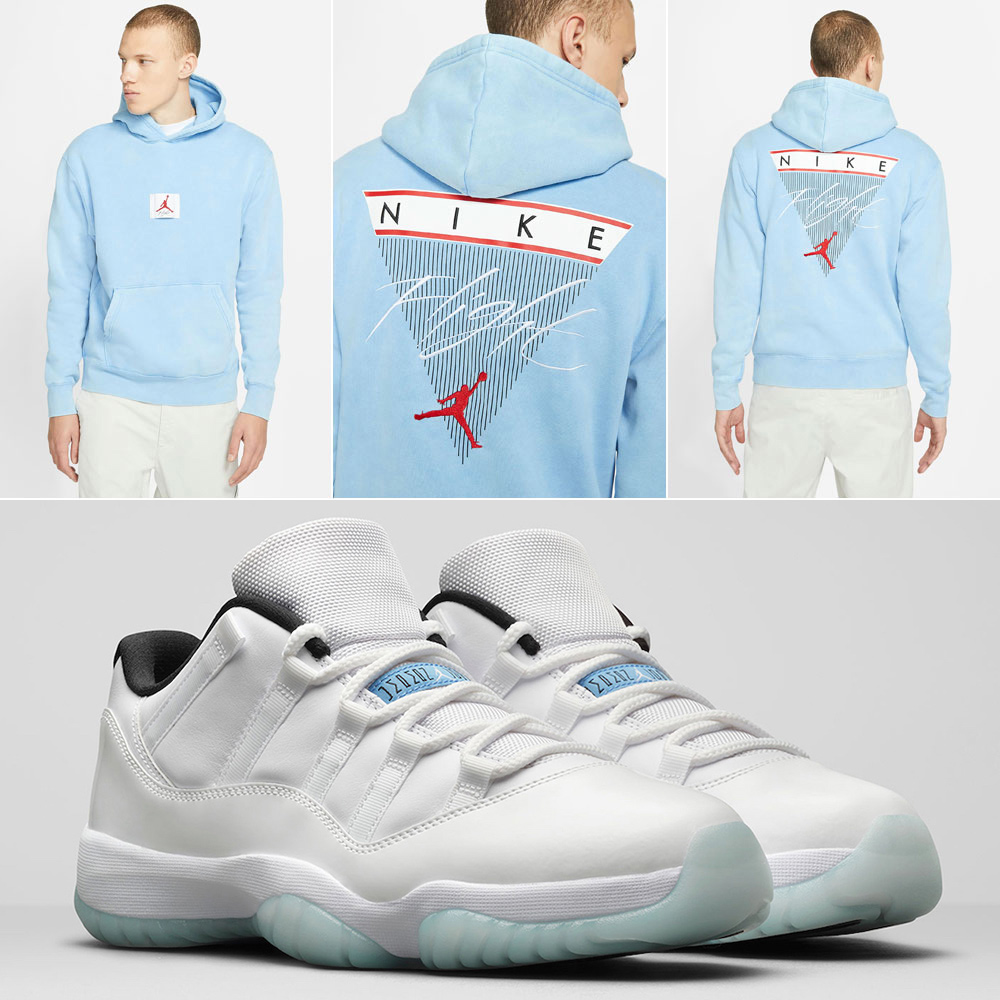 jordan-11-low-legend-blue-hoodie-match
