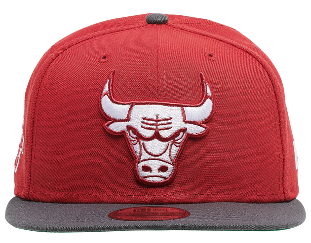 jordan-13-red-flint-new-era-bulls-hat-2