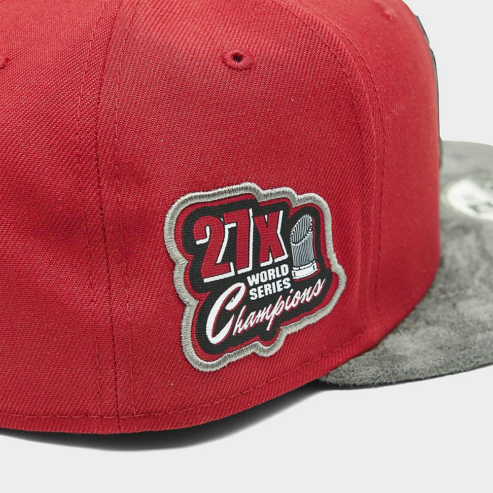 jordan-13-red-flint-new-york-yankees-cap-2