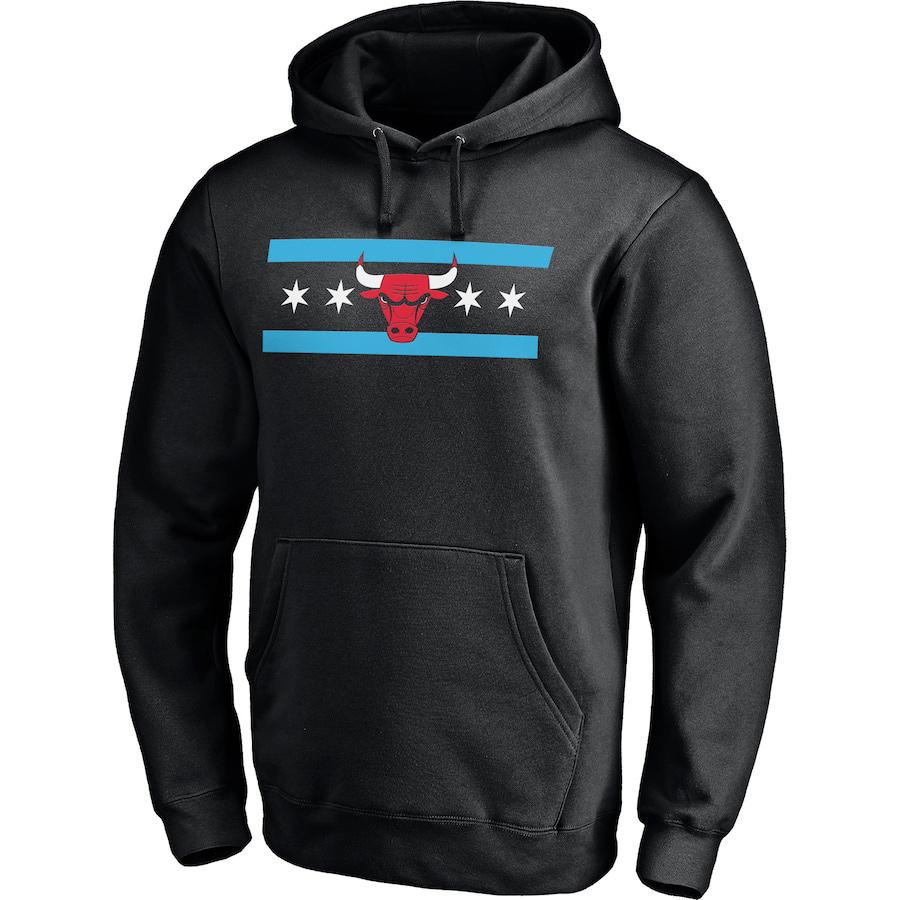 jordan-4-university-blue-chicago-bulls-hoodie-match