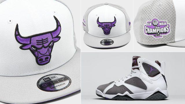 jordan-7-flint-bulls-hat