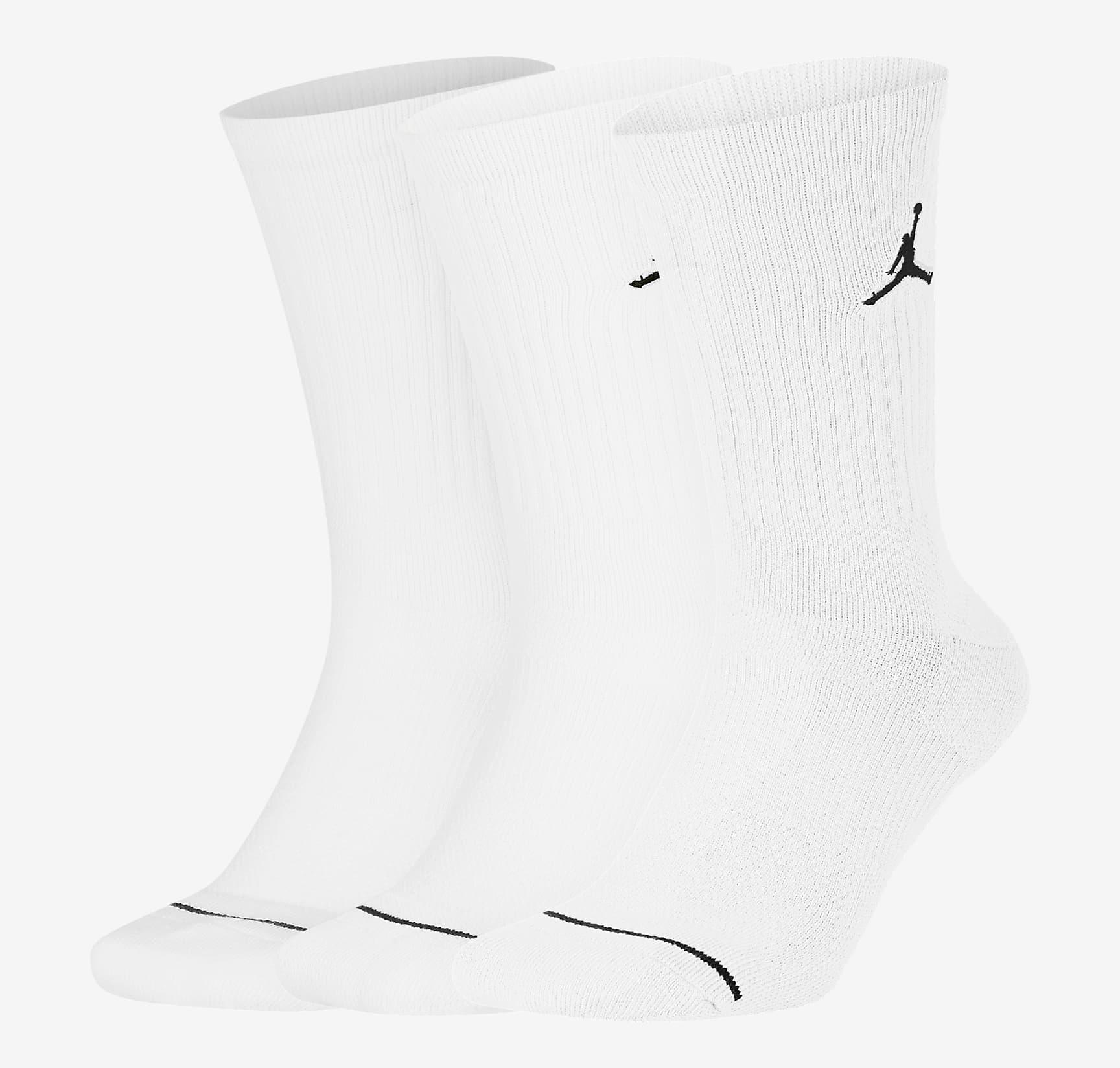 jordan-jumpman-crew-socks-white-black