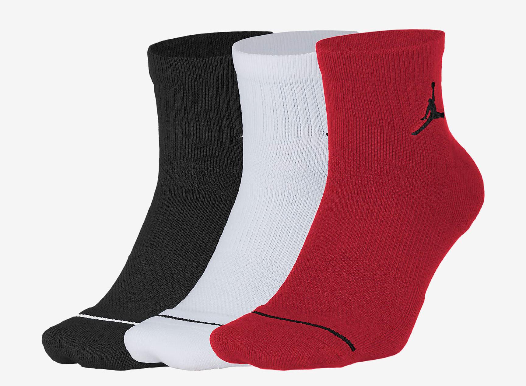 jordan-jumpman-everyday-max-ankle-socks-red-black-white