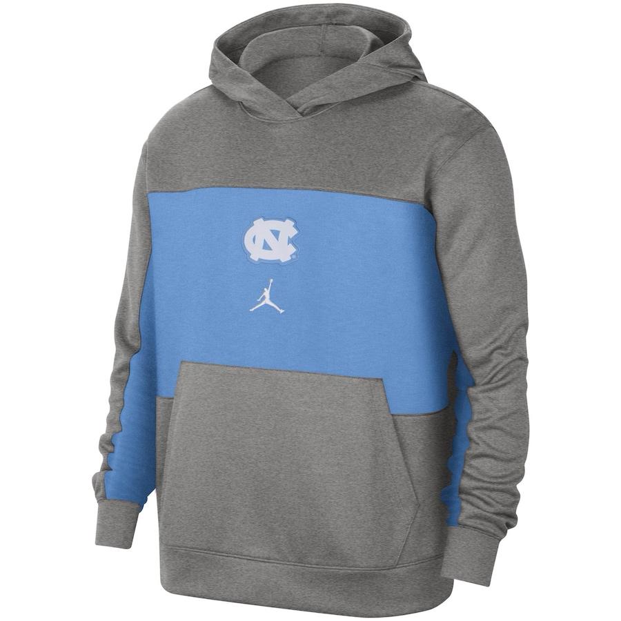 jordan-unc-north-carolina-tar-heels-hoodie-grey-blue
