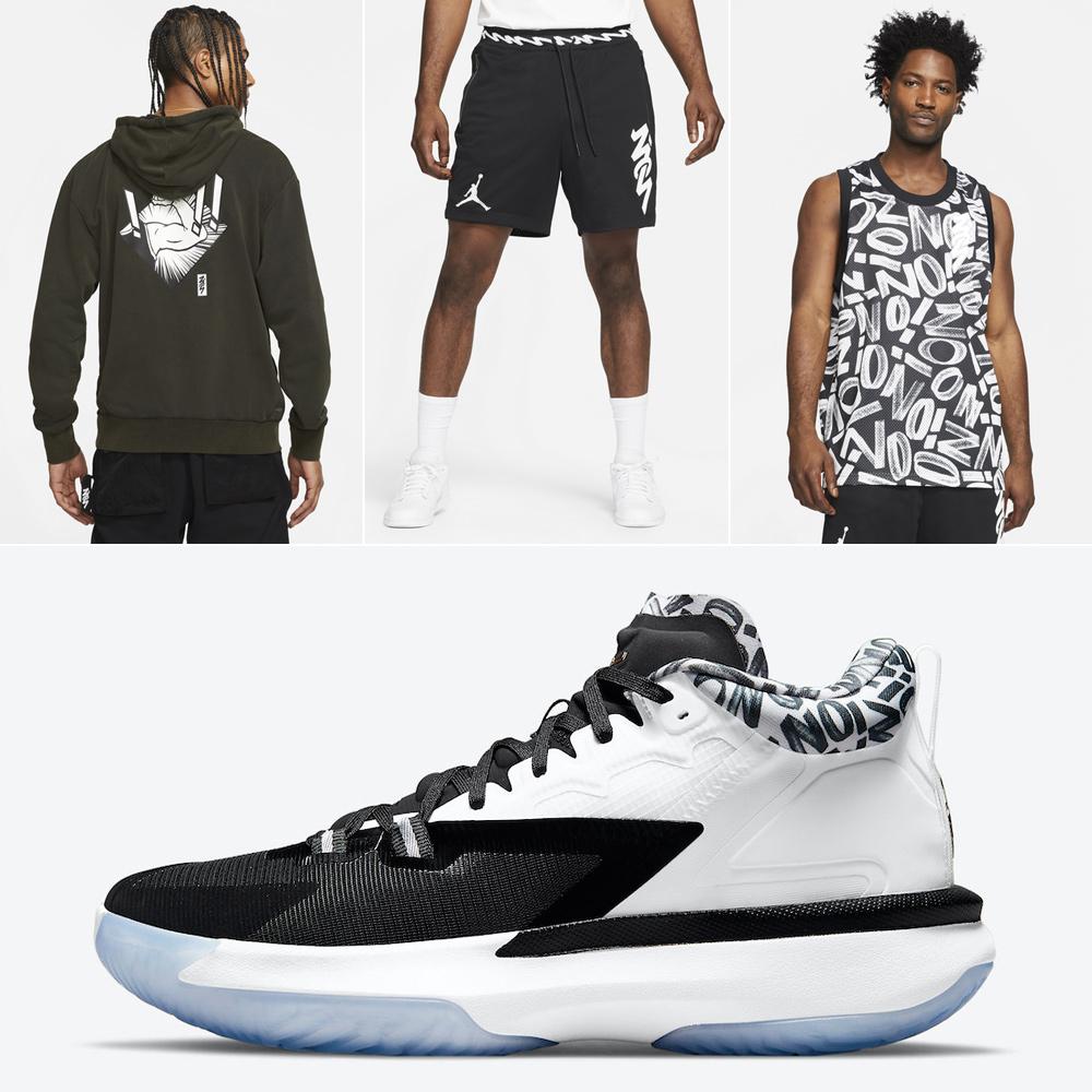 jordan-zion-1-black-white-apparel