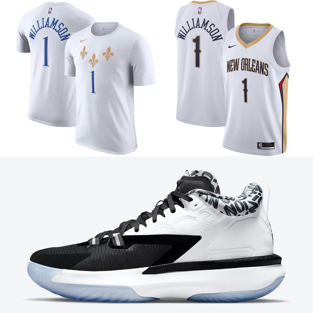 jordan-zion-1-black-white-gen-zion-williamson-shirt-jersey