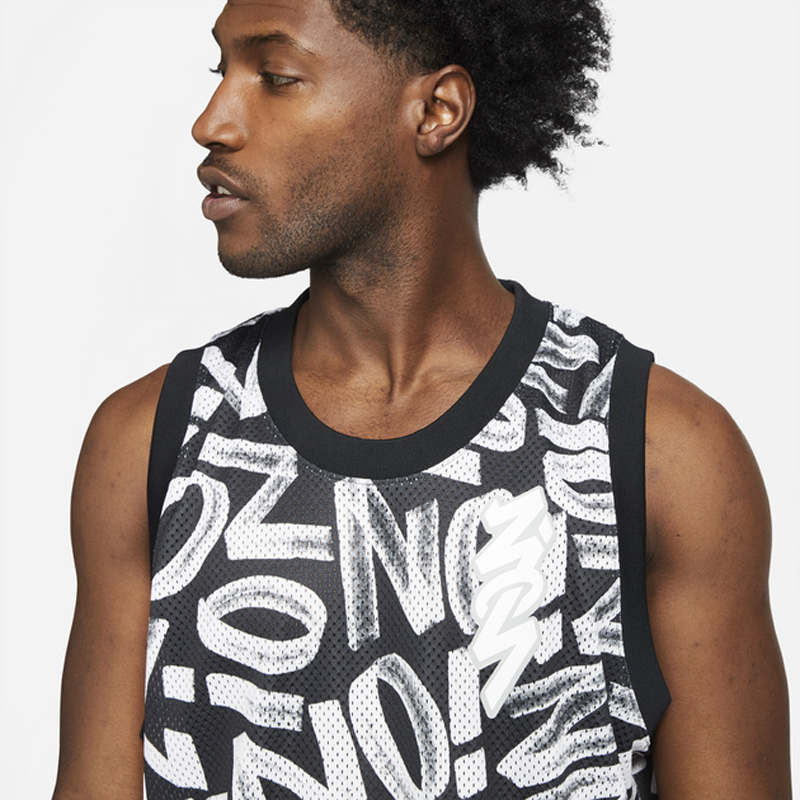 jordan-zion-black-white-jersey-3