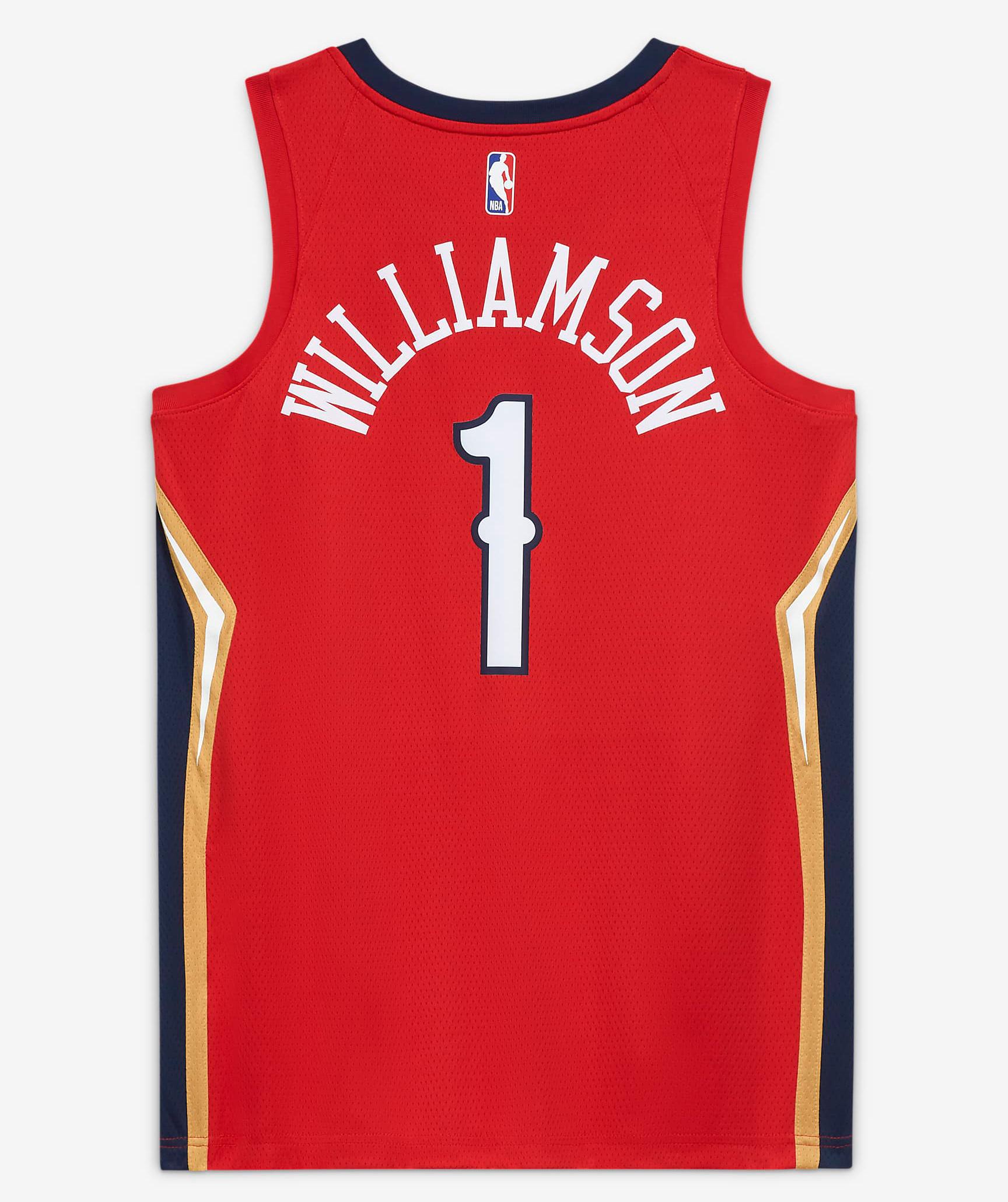 jordan-zion-williamson-pelicans-red-jersey-2