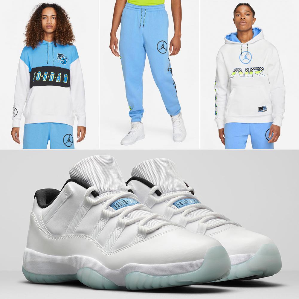legend-blue-jordan-11-low-clothing-match