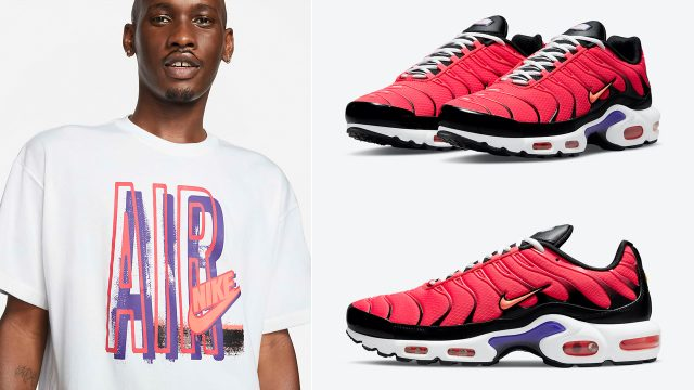 nike-air-max-plus-bright-crimson-siren-red-shirt-match