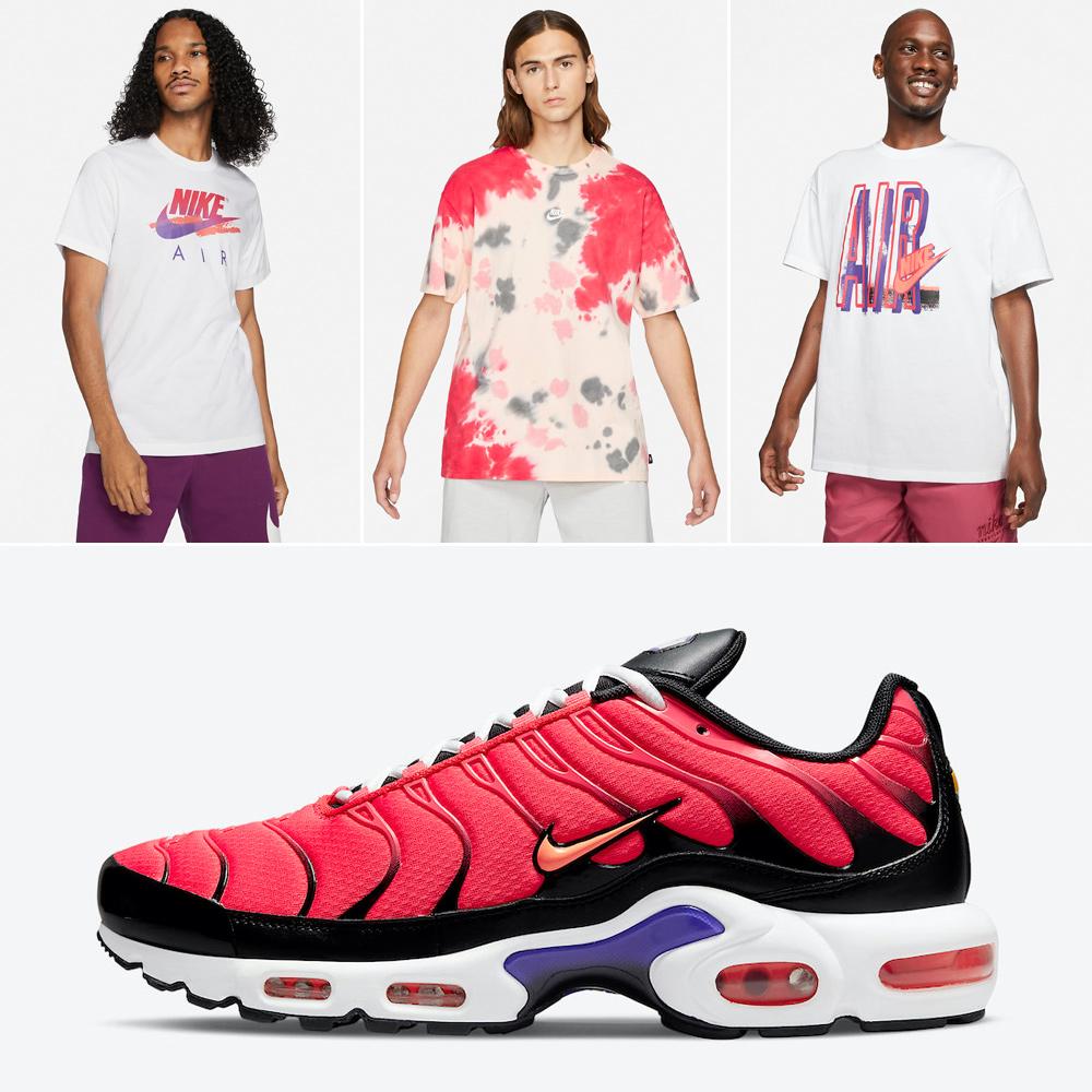 nike-air-max-plus-bright-crimson-siren-red-shirts-outfits