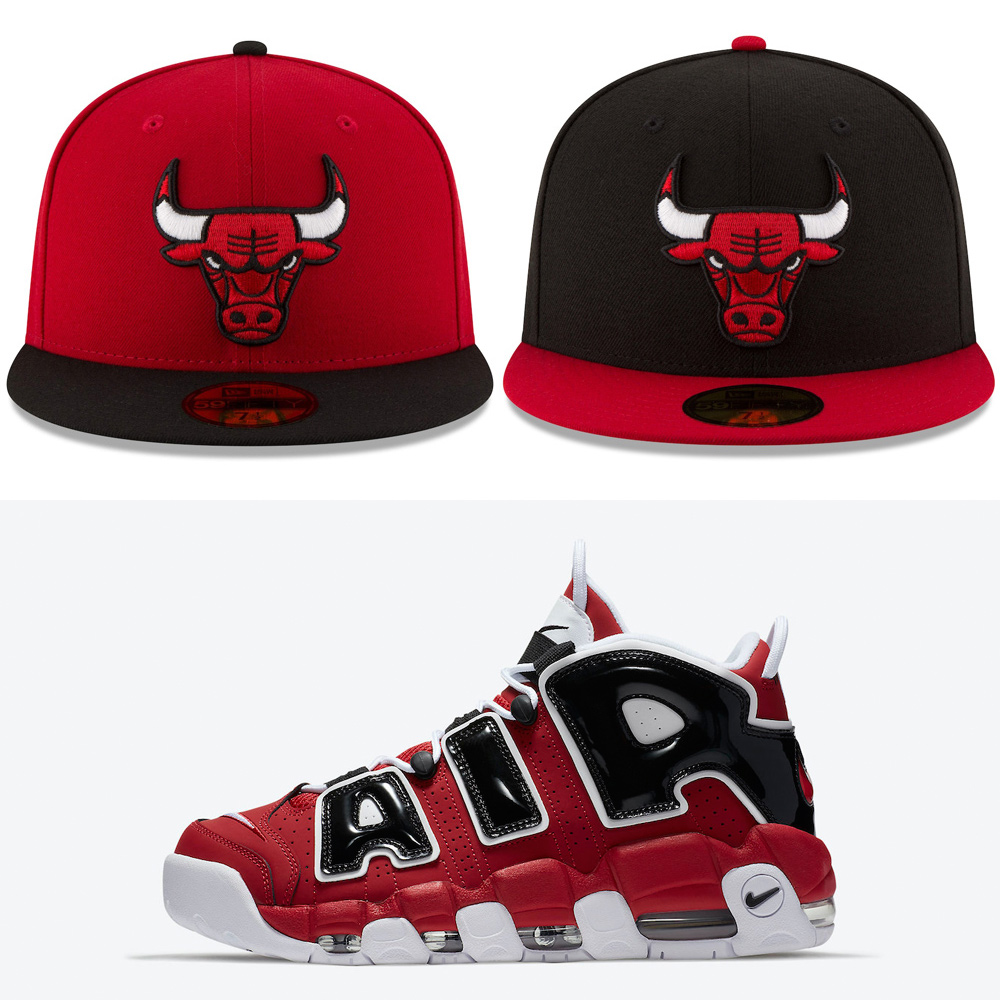 nike-air-more-uptempo-bulls-fitted-hats